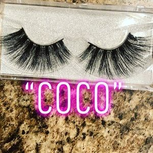 22-25 mm Mink Lashes